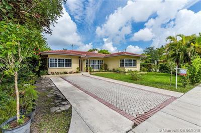 Miami Shores Single Family Home For Sale: 10290 NE 2nd Ave
