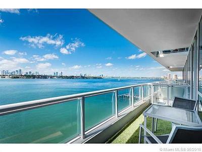 Miami Beach Condo For Sale: 540 West Ave #512