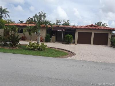 Miami Single Family Home For Sale: 10740 SW 116 St