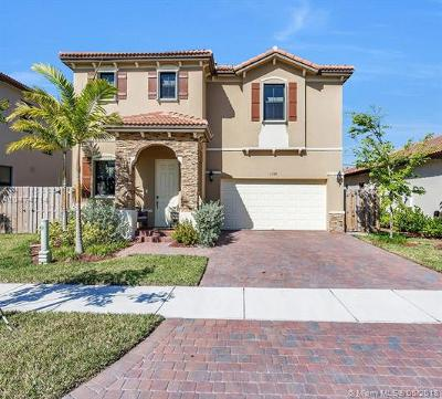 Homestead Single Family Home For Sale: 11745 SW 232nd Ln
