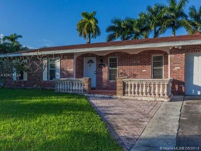 Davie Single Family Home For Sale: 6451 SW 56th St