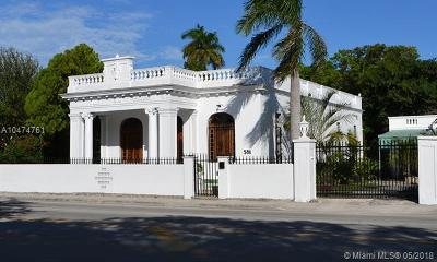 Single Family Home For Sale: 5811-5837 N Miami Ave