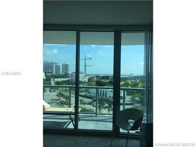 Miami Condo For Sale: 888 Biscayne Blvd #811
