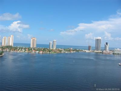 aventura Condo For Sale: 3370 Hidden Bay Dr #1908