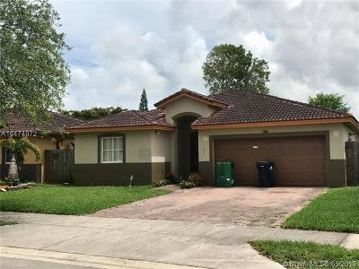 Homestead Single Family Home For Sale: 13402 SW 284th St