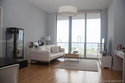 Miami Condo For Sale: 3470 E Coast Ave #H1514