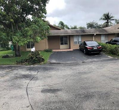Davie Condo For Sale: 7181 SW 20th Pl