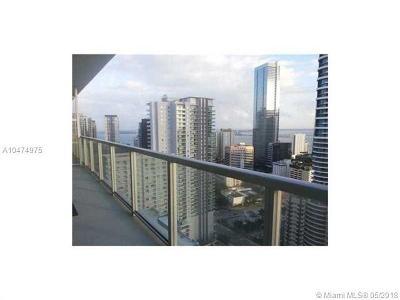 Miami Condo For Sale: 79 SW 12th St #3401-S