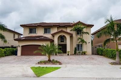Miami Single Family Home For Sale: 14428 SW 158th Path