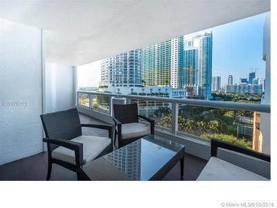 Miami Condo For Sale: 1717 N Bayshore Dr #A-1238
