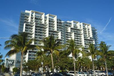 Miami Beach Condo For Sale: 2201 Collins Ave #928