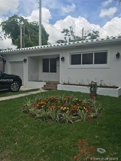 Coral Gables Rental For Rent: 815 Tangier St