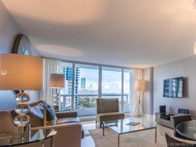 Miami Condo For Sale: 1717 N Bayshore Dr #A-1249