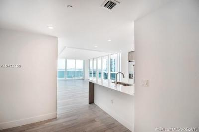 Miami Condo For Sale: 600 NE 27th St #2805