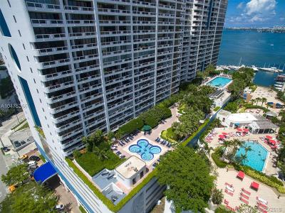 Miami Condo For Sale: 1717 N Bayshore Dr #A-1251