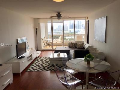 Miami Condo For Sale: 1717 N Bayshore Dr #A-1852