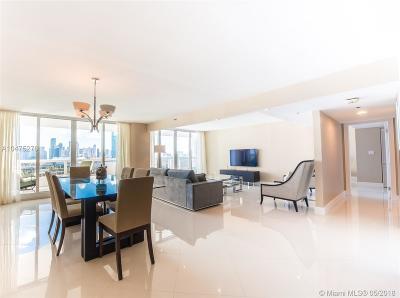 Miami Condo For Sale: 1717 N Bayshore Dr #A-2054