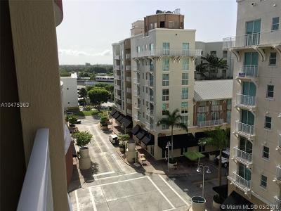 Miami Condo For Sale: 7285 SW 90 St #D612