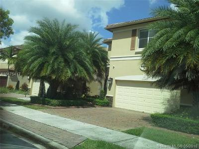 Doral Single Family Home For Sale: 11287 NW 43rd Ter