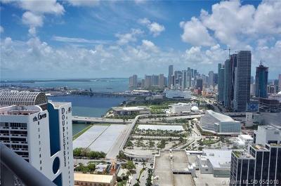 Miami Condo For Sale: 1750 N Bayshore Dr #4514