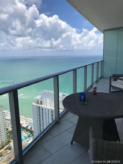 Hollywood Condo For Sale: 4111 S Ocean Dr #3410
