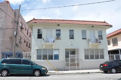 Miami Multi Family Home For Sale: 711 NW 1st St