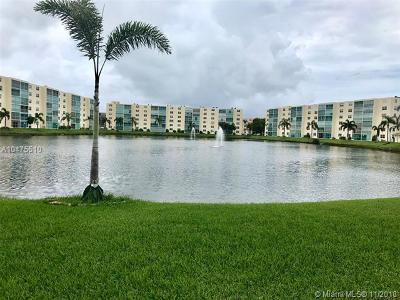 Dania Beach Condo For Sale: 141 SE 3rd Ave #307