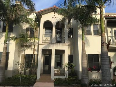 Miami Condo For Sale: 8485 NW 51st Ter #8485