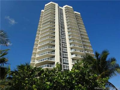 Miami Beach Condo For Sale: 7330 Ocean Ter #9-D