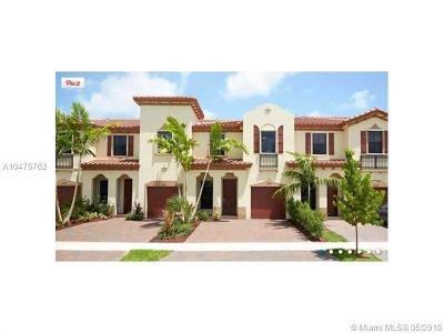 Miami Condo For Sale: 17443 SW 153rd Path #17443