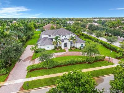 Davie Single Family Home For Sale: 4190 Triple Crown Ct