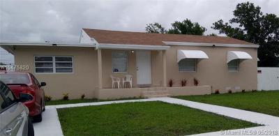 Miami Single Family Home For Sale: 7261 SW 16th Ter