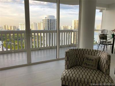 Aventura Condo For Sale: 2000 Island Blvd #2505