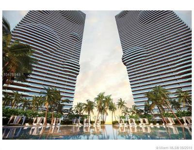 Miami Condo For Sale: 650 NE 32nd St #2306