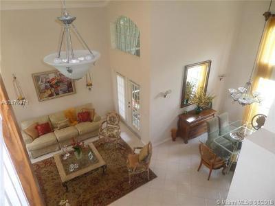 Weston Single Family Home Backup Contract-Call LA: 2027 Island Cir