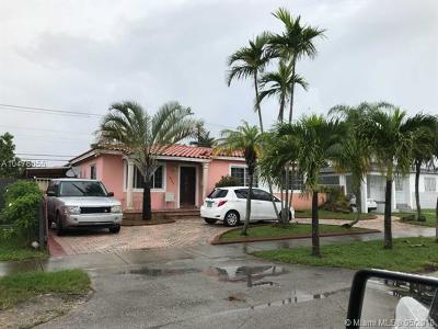 Miami Single Family Home For Sale: 4741 NW 5th St