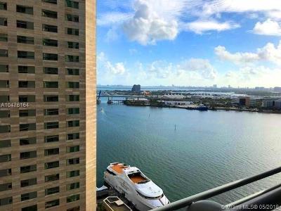 Miami Condo For Sale: 335 S Biscayne Blvd #2406