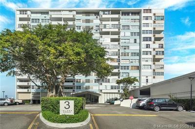 Miami Beach Condo For Sale: 3 Island Ave #3B
