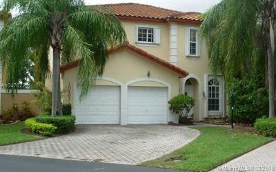 Doral Single Family Home For Sale: 10481 NW 48th St