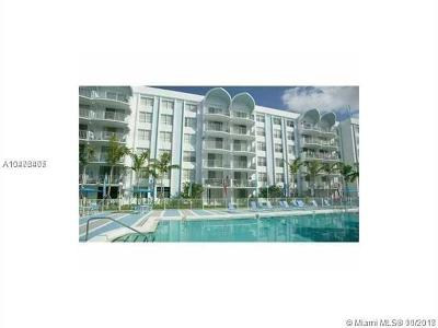 Miami Condo For Sale: 496 NW 165th St Rd #D608