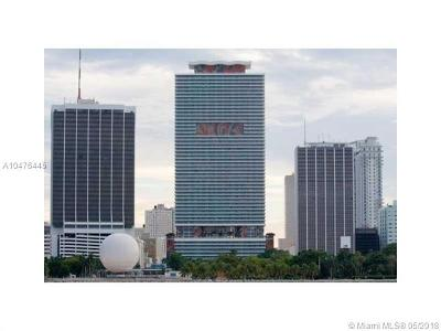 Miami Condo For Sale: 50 Biscayne Blvd #707