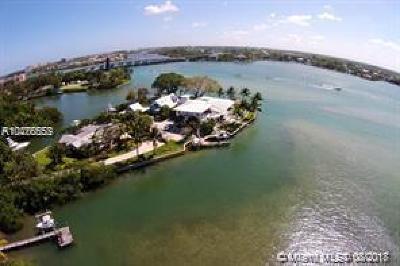 Jupiter FL Single Family Home For Sale: $2,195,000