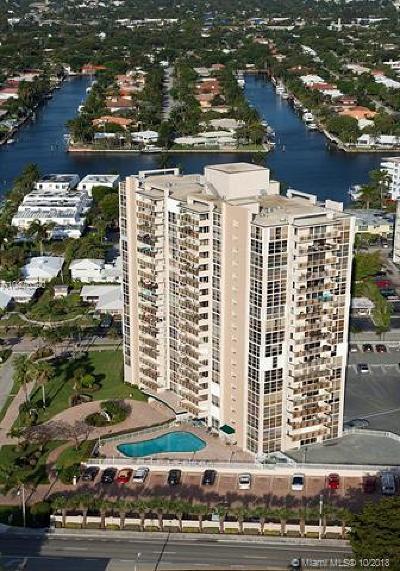 Fort Lauderdale Condo For Sale: 2701 N Ocean Blvd #5B