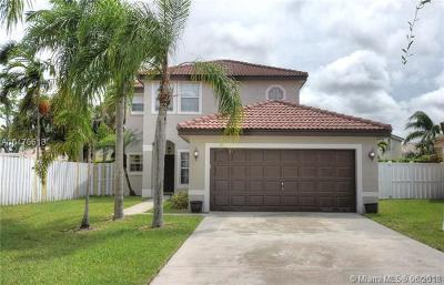 Miramar Single Family Home For Sale: 17701 SW 23rd St