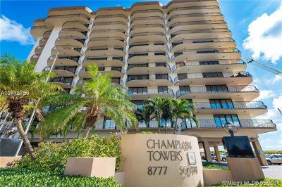 Condo For Sale: 8777 Collins Ave #311