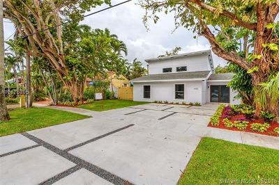 South Miami Single Family Home For Sale: 4100 SW 62nd Ave