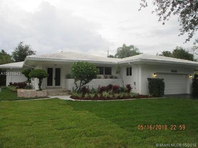 Miami Shores Single Family Home For Sale: 9145 N Miami Ave