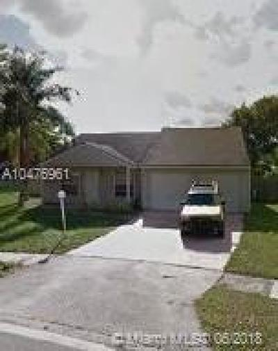 Lake Worth Single Family Home Active With Contract