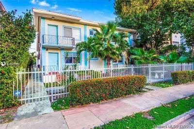 Miami Beach Condo For Sale: 1135 Euclid Ave #207