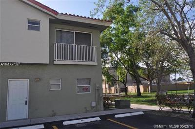 West Miami Condo For Sale: 6590 SW 12th St #1-6590
